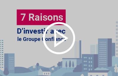 Les 7 raisons d'investir avec nous